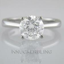 Solitaire Natural Round SI2 Fine Diamond Rings