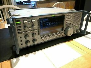 ICOM IC-R9500 the ultimate receiver that all hamradio dream of owning