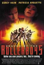 PRAYER OF THE ROLLERBOYS Movie POSTER 27x40 Corey Haim Patricia Arquette
