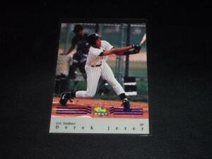1992 Classic Best Blue Foil #BC22 DEREK JETER SP RC Rookie! YANKEES! HOF!