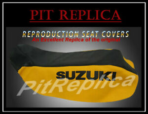 SUZUKI DS80 DS 80 1999 2000 '99 '00 SEAT COVER [SSROO]