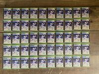 (50) Deion Sanders 1989 Donruss Rookies #6 Set Break NR-MINT New York Yankees