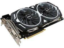 MSI NVIDIA GeForce GTX 1070 ARMOUR 8G OC