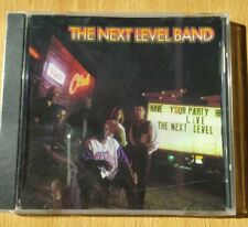 The Next Level Band - Ultra Rare Indie R&B Soul Cd. Holy Grail