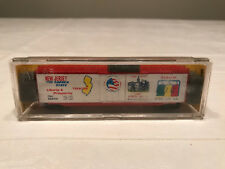 "VINTAGE KADEE? REEFER CAR STATE OF NEW JERSEY 4"" LONG N GAUGE"