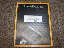 John Deere 225DLC 225 DLC Excavator Operator Owner User Guide Manual OMT226914