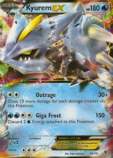 Kyurem EX - 30/101 plasma Blast-ex carte anglais pokemon NM