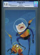 Adventure Time #3 CGC 9.8 (2012) kaboom! Variant Cover D Highest Grade