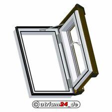 Dachfenster Dachluke Ausstiegsfenster Skylight Kunststoff incl. Eindeckrahmen ..