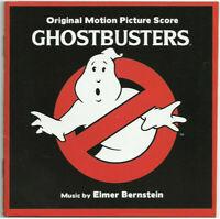 Elmer Bernstein CD Ghostbusters (Original Motion Picture Score) - USA (M/M)