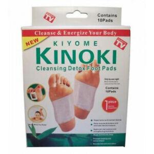 Kinoki natürliche Wellness-Patches 10Pads