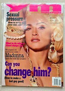 Madonna on USA YM Magazine, January 1993 Issue, Sex & Erotica Era, Madame X
