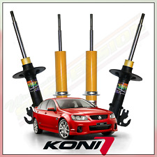 Holden Commodore VE KONI Sports Adjustable Shock Absorbers (Pre-made Front Legs)