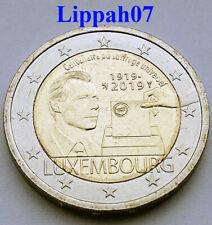 Luxemburg speciale 2 euro 2019 Kiesrecht UNC