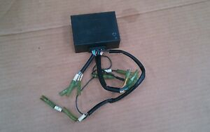 Outboard tohatsu 50 hp 2 stroke 3 cylinder cdi unit 2003.