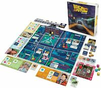 Funko Back to The Future - Back in Time Strategy Board Game NEW FREE SHIPPING