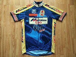 Mercatone Uno 1997 Tour de France Edition Team Jersey, Santini, Pantani Size: L