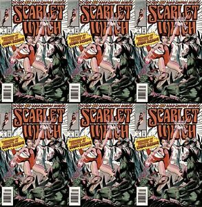 Scarlet Witch #1 Newsstand Covers (1994) Marvel Comics - 6 Comics