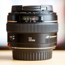 Canon EF 50mm f/1.4 USM !! Super Offre !!