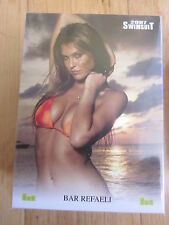 2007 SPORTS ILLUSTRATED SI SWIMSUIT EDITION TRADING CARD BASE SET SI BAR REFAELI