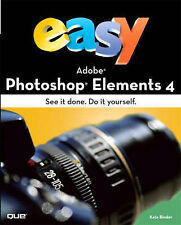 Good, Easy Adobe Photoshop Elements 4, Binder, Kate, Book