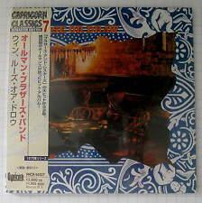 ALLMAN BROTHERS - Win Lose Or Draw JAPAN MINI LP CD OBI NEU PHCR-94007 SEALED