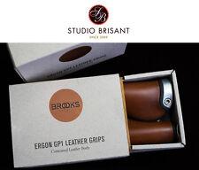 Brooks Gp1 Leder Honig 130mm Lenkergriff