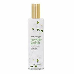 Pure White Gardenia for Women by Bodycology Fragrance Body Mist Spray 8.0 oz