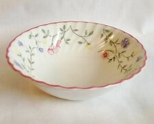 Johnson Brothers SUMMER CHINTZ Cereal Bowl-plusieurs disponible