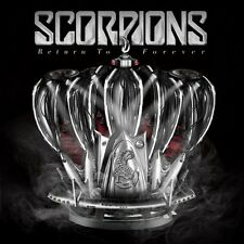 Scorpions - Return to Forever [New CD] Holland - Import