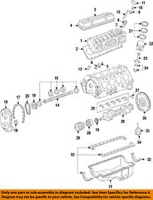 GM OEM-Valve Lifter 17120735