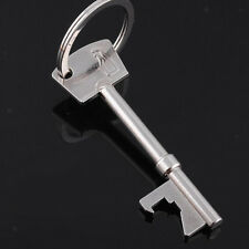 Key Bottle Opener Collectable Novelty Cool Fashion Key Ring Includes Metal