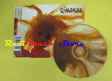 CD Singolo SLINGBACKS All pop o star 1996 uk VIRGIN VSCDT1609 no lp mc dvd (S15)