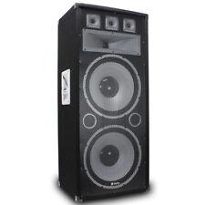 """Vonyx 170.785 Dual 15"""" Passive DJ Speaker 1500 Watt"""