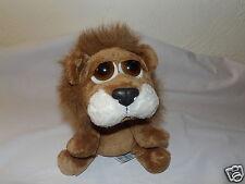 """Sweet 9"""" Russ CARNIE Plush LION w/  Large Eyes"""