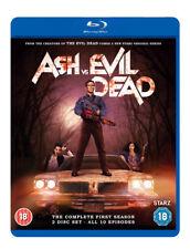 Ash VS Evil Dead The Complete First Season Blu-ray 5039036080873