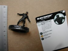 Nr 007 BLACK PANTHER   +CARD      HEROCLIX