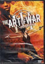 The Art Of War III Retribution - DVD - Region 2 - Nordic - New & Sealed