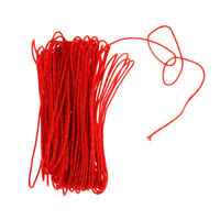 20M 1.8MM Red Camping Tent Reflective Guyline Rope Runners Cord Paracord New