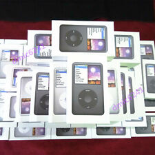 """Brand NEW "" Apple iPod Classic 7th Generation Black/Silver (160GB) Warranty!!!"