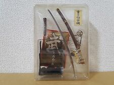 "Boford Mononofu 6 1/6 scale ""Doujigiri Yasutsuna"" Samurai Sword metal NEW"