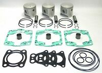 WSM Polaris 1050 Piston Top End Rebuild Kit PWC 010-832-20 OE 2201626