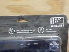 New listing Edmonton Oilers Wireless Keyboard