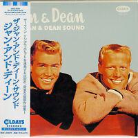 JAN & DEAN-THE JAN & DEAN SOUND-JAPAN MINI LP CD Bonus Track C94