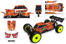 AMR Racing RC Graphic Decal Kit Upgrade J Concepts Silencer 8th Scale REAPER ORG