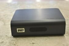 WD TV Live Plus HD Streaming Media Player (WDBABX0000NBK-00) No Remote