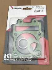Kitaco 143cc Top End Gasket Set for Kawasaki KSR110 KLX110