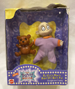 Nickelodeon The Rugrats Movie Baby Dil Soft Pal-Sealed