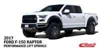 Eibach Pro-Lift-Kit Performance Front Lift Springs for 2017-2019 F-150 Raptor