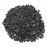 1/2 lb Black Obsidian Natural Crystals Point Healing Gemstones Tumbled Stones
